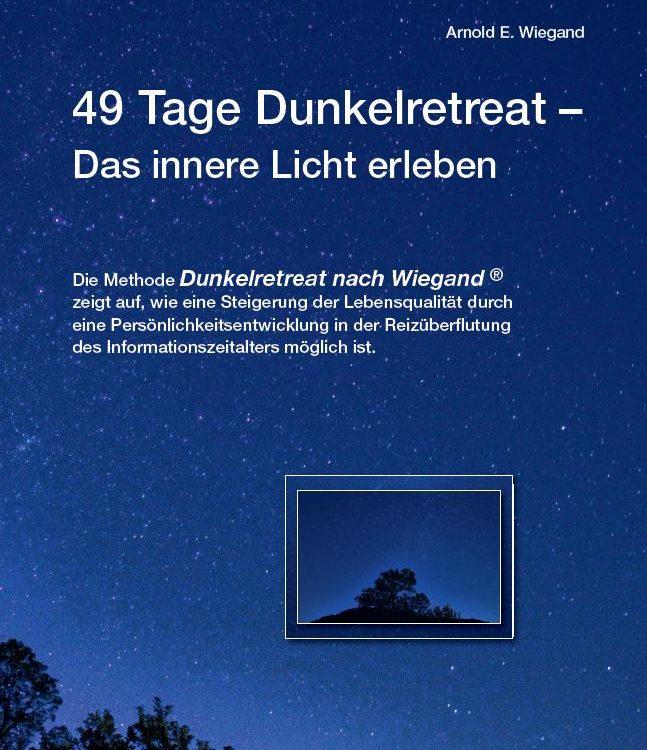Buch - 49 Tage Dunkelretreat