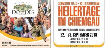 Heilertage Chiemgau